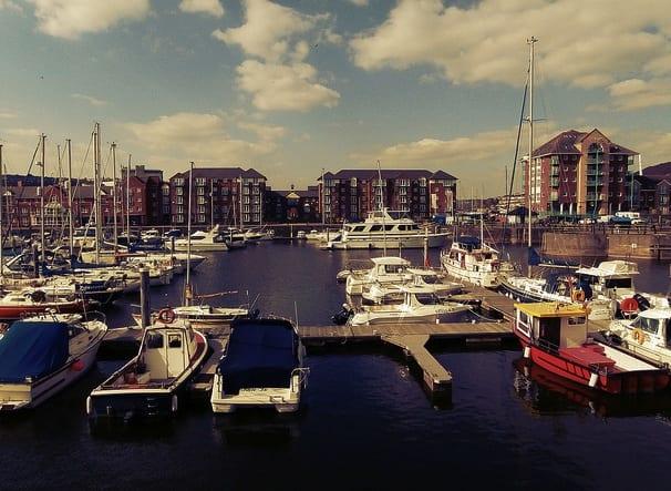 Swansea - Galles, UK