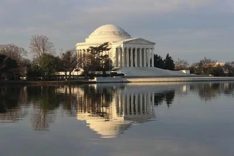 Jefferson Memorial - Washington DC, USA