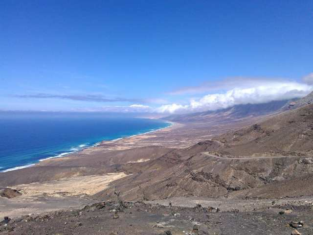 Cofete, Fuerteventura - Isole Canarie, Spagna