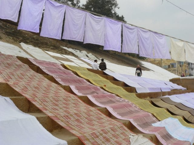Ghat - Varanasi, India