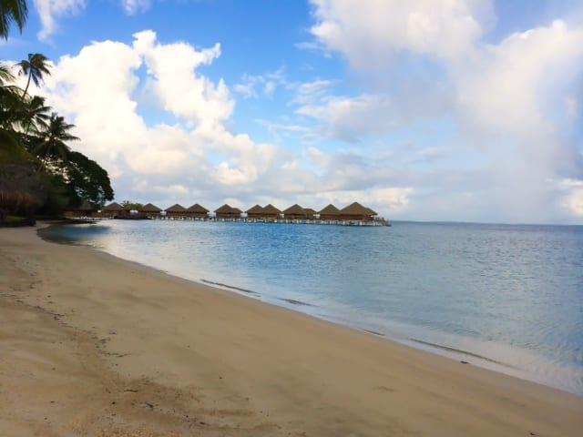 Huahine, Polinesia Francese