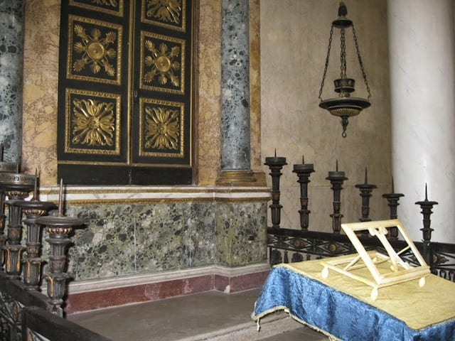 Sinagoga di Sabbioneta - Italia