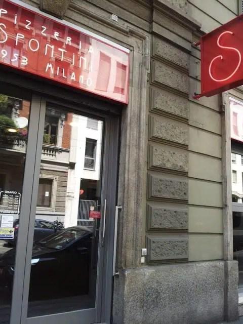 Pizzeria Spontini - Milano, Italia