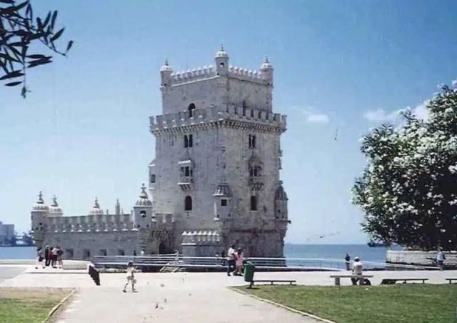 Torre di Belem - Lisbona, Portogallo