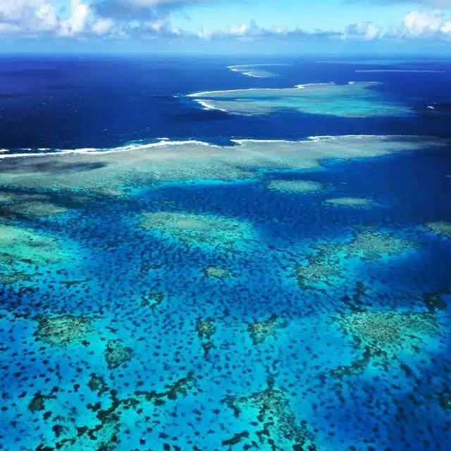 Barriera Corallina, Australia