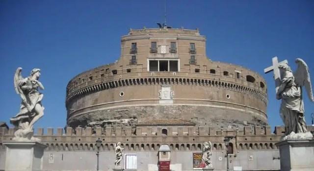 Castel Sant'Angelo - Roma, Italia