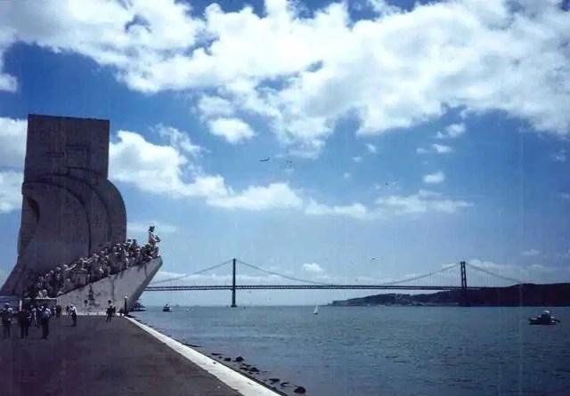 Tago - Lisbona, Portogallo