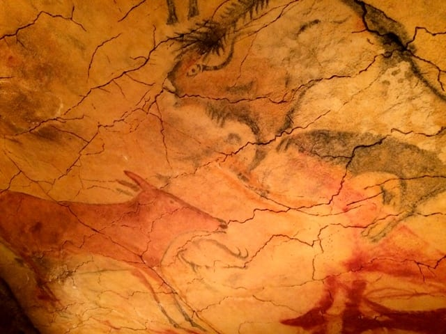 Museo de Altamira - Pitture rupestri