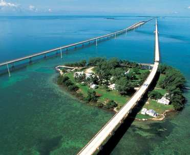 Seven Mile Bridge - Isole Keys, USA