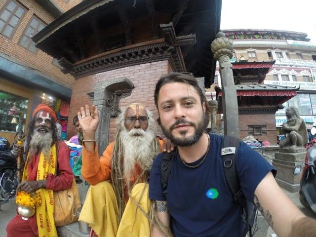 Giro del mondo in 1000 giorni - Kathmandu, Nepal