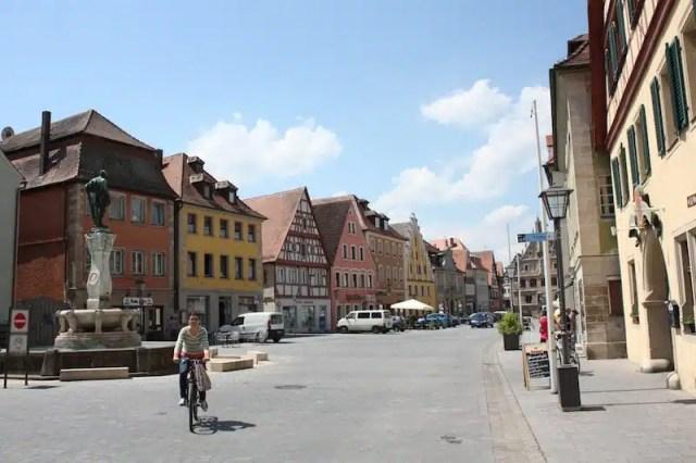Weißenburg, Franconia, Germania