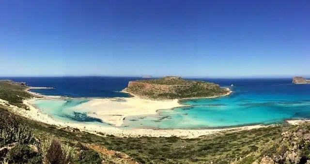 Gramvousa Island - Balos, Crete, Greece