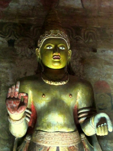 Royal Rock Temple - Sri Lanka