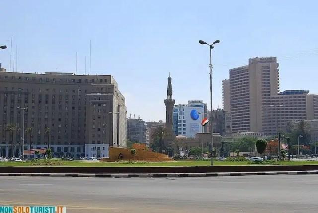 Piazza Tahrir - Il Cairo, Egitto