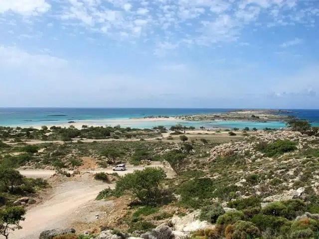 Elafonisi - Creta, Grecia