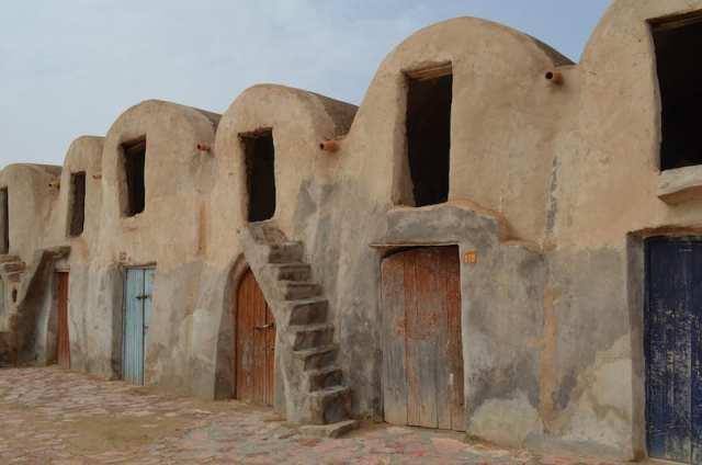 Ksour - Medenine, Tunisia