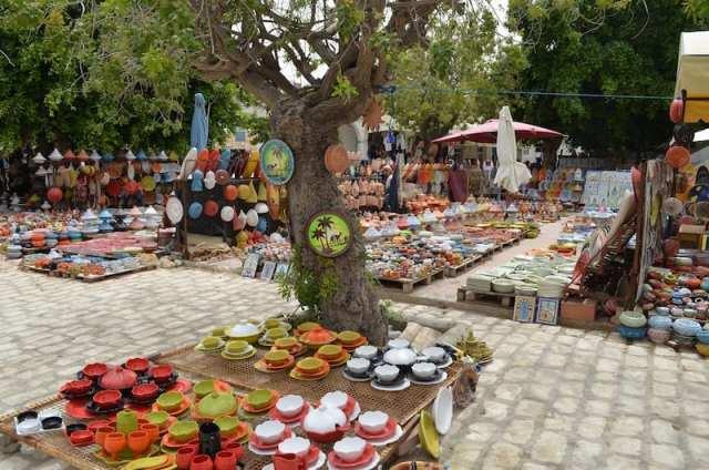 Suk - Houmt Souk, Djerba, Tunisia