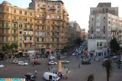 Piazza Talaat Harb - Il Cairo, Egitto