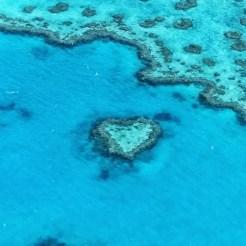 Heart reef, Barriera Corallina, Australia