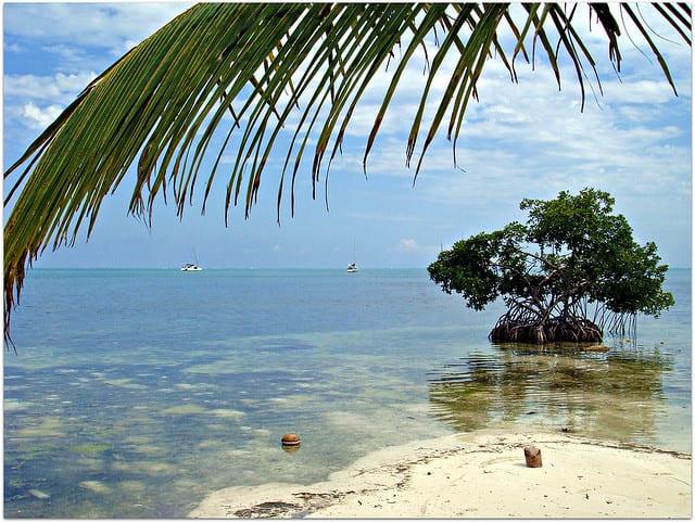 Caye Caulker - Belize in barca a vela