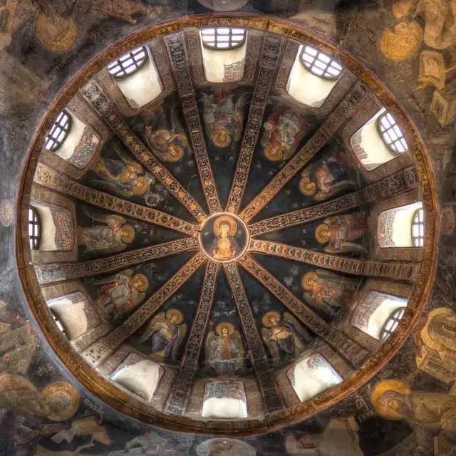 Chiesa di San Salvatore in Chora - Istanbul, Turchia