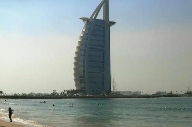 Burj al Arab - Dubai, EAU