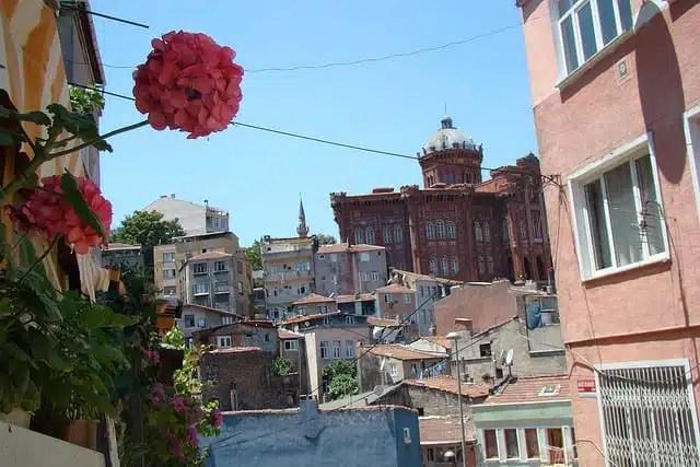 Fener - Istanbul, Turchia
