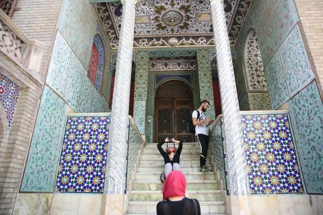 7MML Around The World 2014-2015 - Teheran, Iran