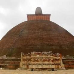 Jevatanarama Dagoba, Anuradhapura - Sri Lanka