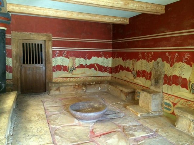 Palace of Knossos - Dikteon Cave
