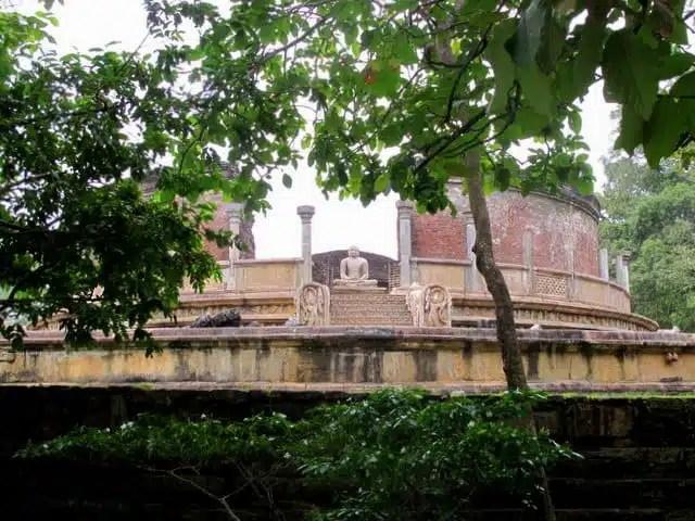 Quadrilatero - Polonnaruwa, Sri Lanka