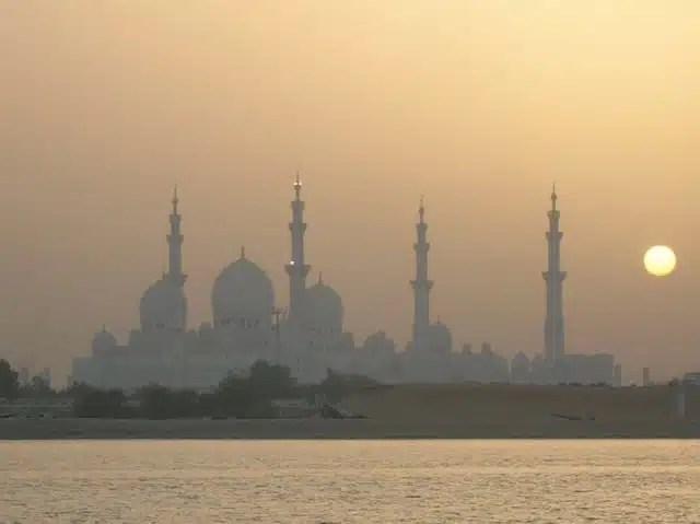 Sheikh Zayed Mosque - Abu Dhabi, UAE