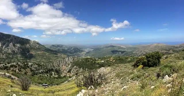Altopiano di Lasithi - Creta, Grecia
