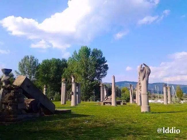 Campo del Sole - Tuoro sul Trasimeno, Italia