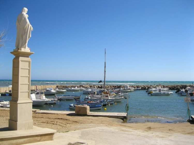 Punta Secca, Marina di Ragusa, Sicilia, Italia