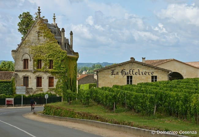 Saint-Émilion, Gironda, Francia