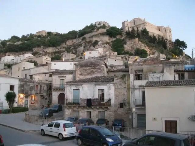 Scicli, Sicilia, Italia
