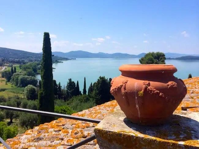 Villa Pompilj - Monte del Lago, Italia