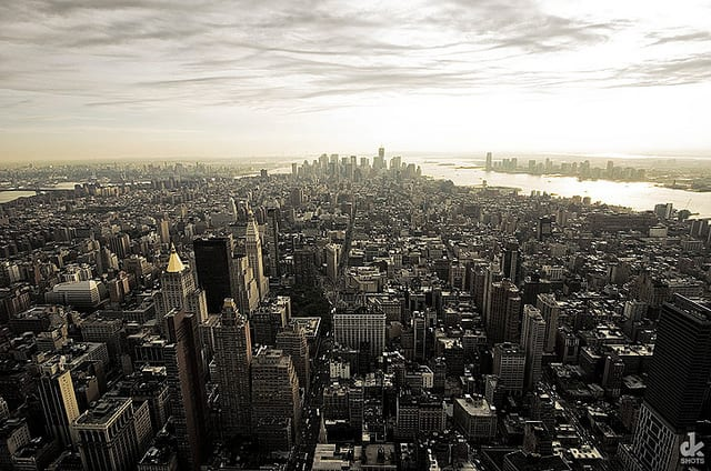 Empire state building - New York, USA