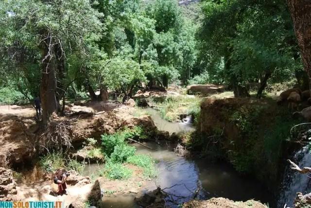 Cascate di Shilal - Marocco