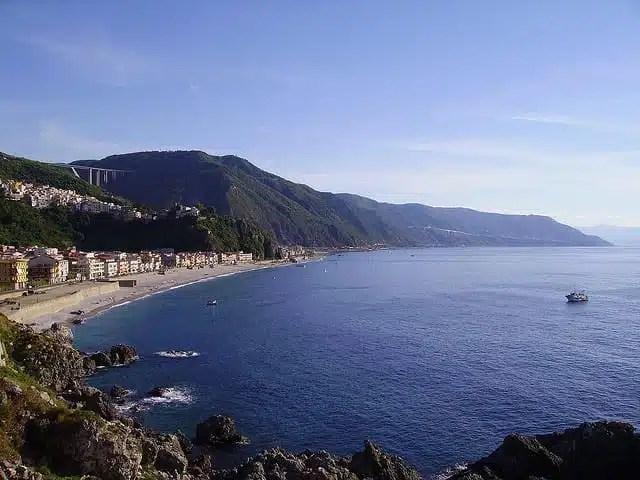 Bagnara, Calabria, Italia