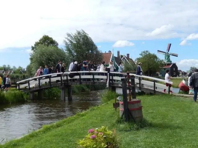 Zaanse Schans, Waterland, Olanda