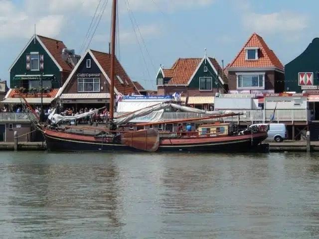 Volendam, Waterland, Netherlands