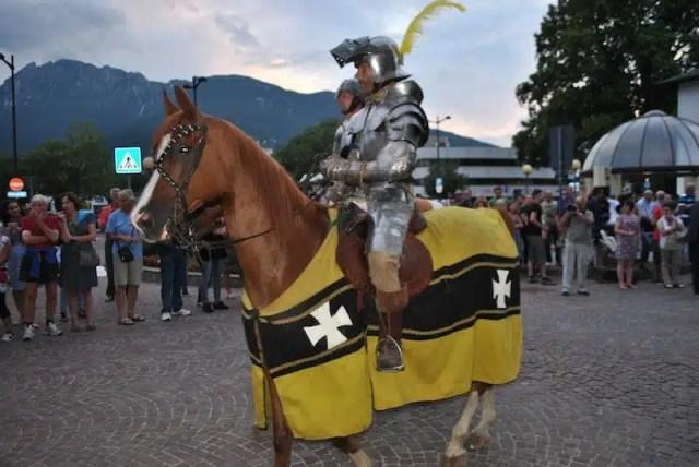 Rappresentazioni medievali in Valsugana