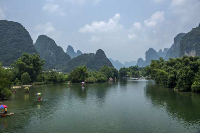 7MML Around the world - Guilin, Cina