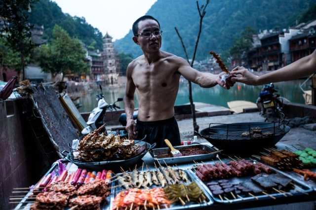 7MML Around the world - Fenghuang, Cina