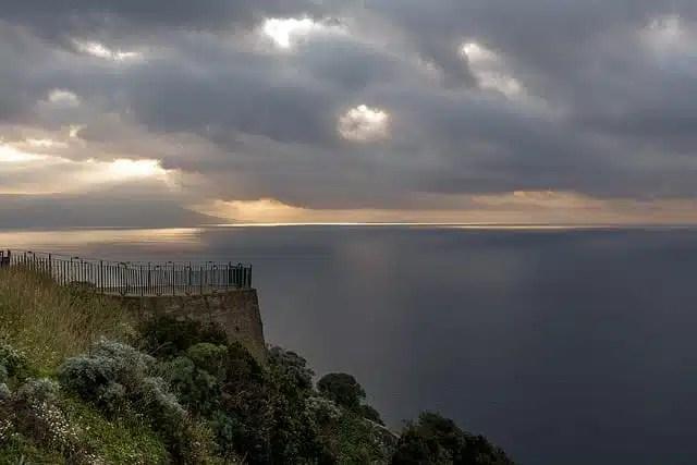 Palmi, Calabria, Italia