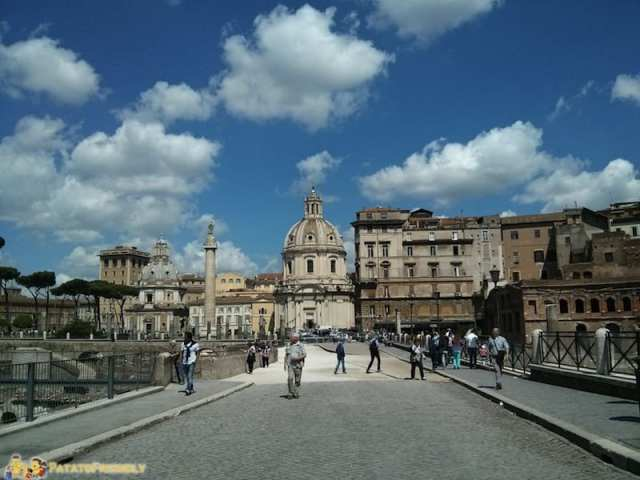 Roma - Foro Traiano