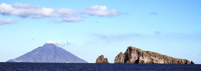 Stromboli, Sicilia, Italia