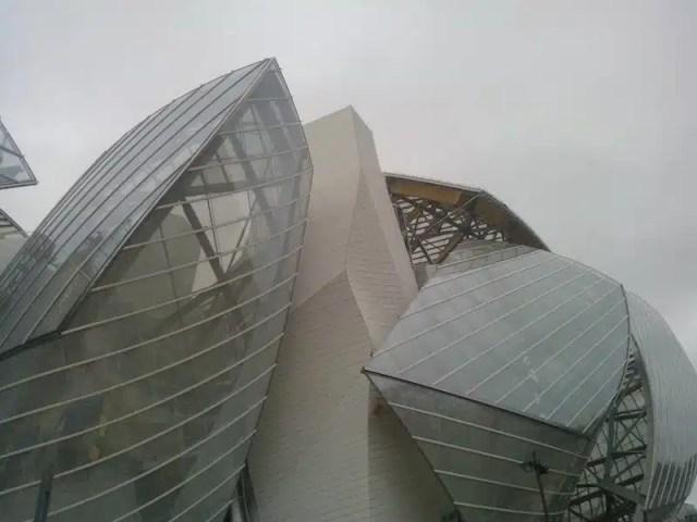 Fondazione Louis Vuitton - Parigi, Francia